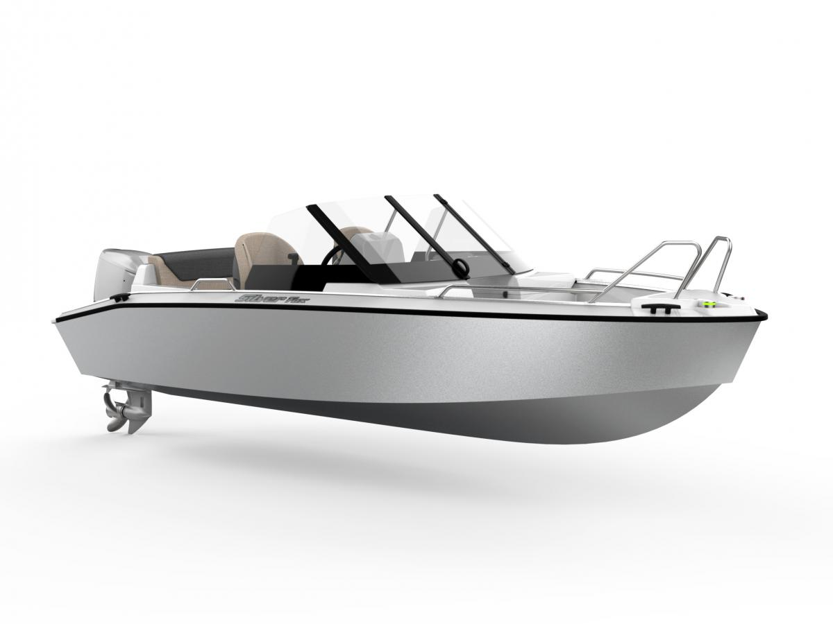 Proudly made in Finland - Finnish boat building competence displayed