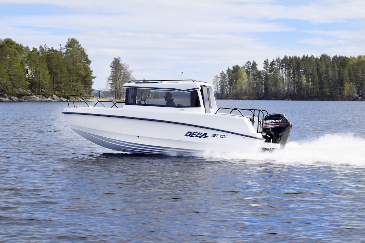 Bella 620C, BoB-finaisti ja Powerboat of the Year