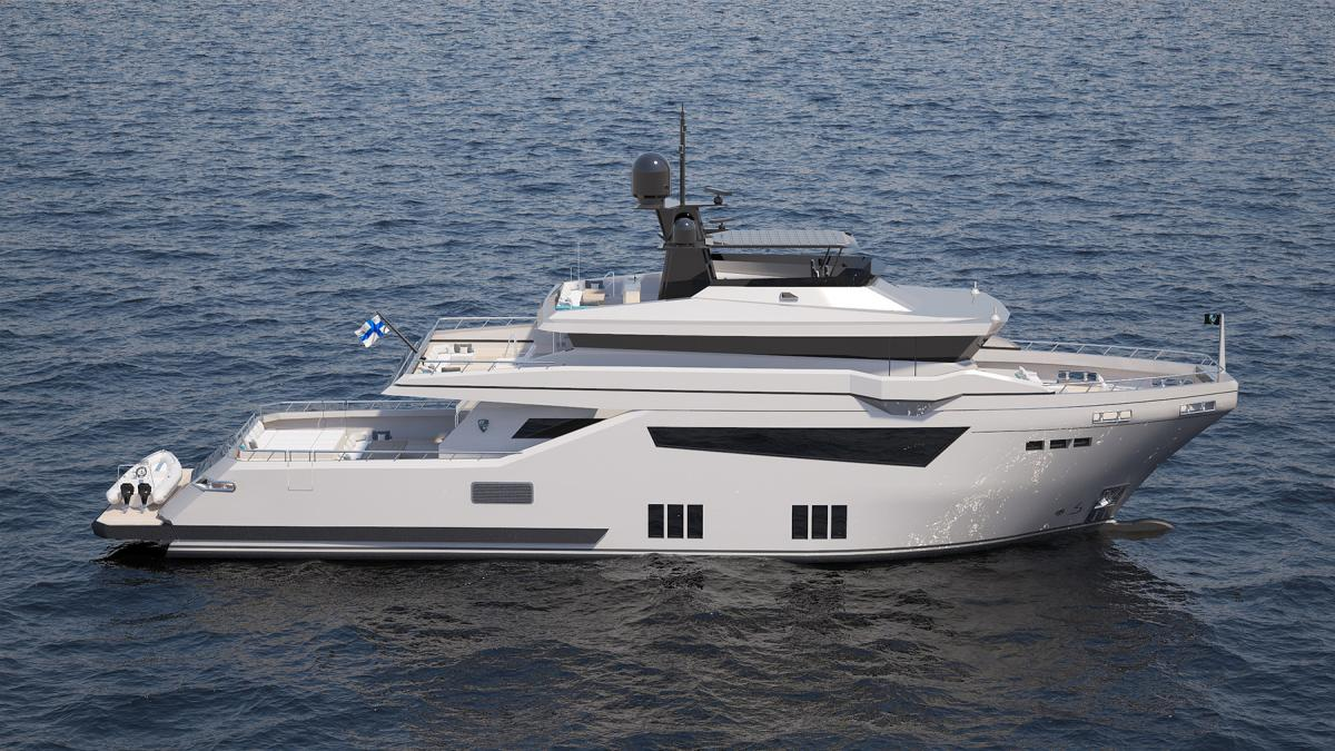 Brizo Yachts will be displayed in boot Düsseldorf 2020