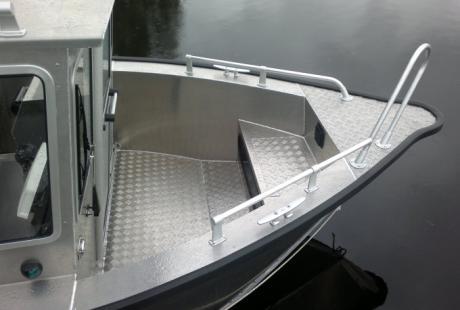 Alutroll 650 Cabin